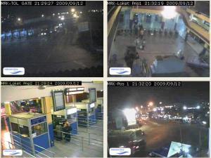 CCTV Live Arus Mudik Banten