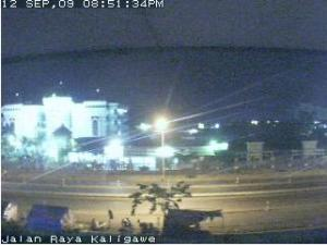 CCTV Live kaligawe Semarang