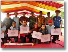 Pemenang Lomba Blogger Banten 2011