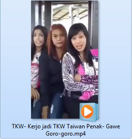TKW Curhat Ponak To